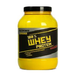 100% WHEY PROTEIN CACAO 908G