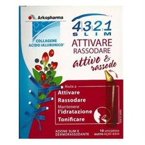 4321 SLIM ATTIVO RASSODO 10MON