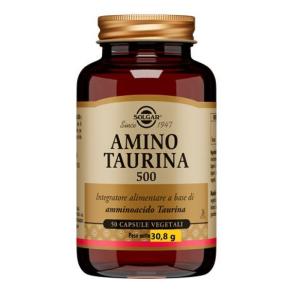 AMINO TAURINA 500 50CPS VEG
