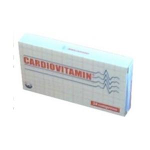 CARDIOVITAMIN 24CPR