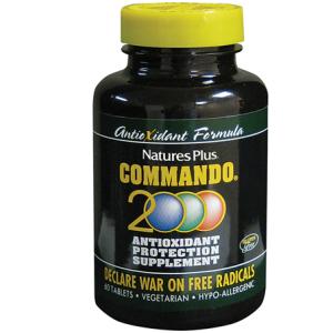 COMMANDO 2000 ANTIOSSID 60TAV