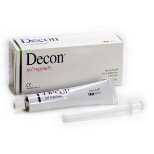 decon gel vaginale 30ml bugiardino cod: 903340457