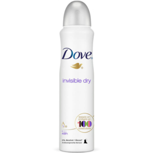 DOVE DEO SPRAY INVISIBLE DRY