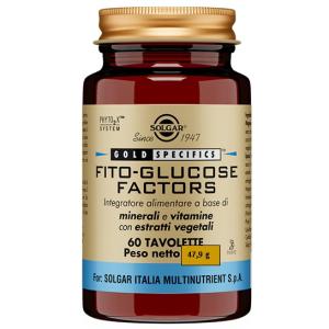 FITOGLUCOSE FACTORS 60TAV