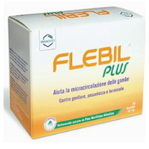 FLEBIL PLUS 20BUST