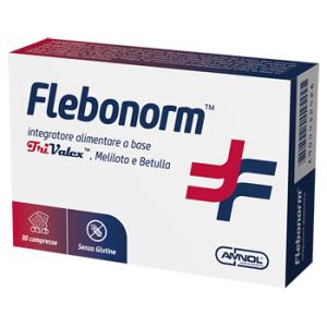 FLEBONORM 30CPR