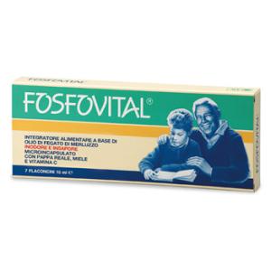 FOSFOVITAL OLIO FEG MERL 7FL