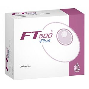 FT 500 PLUS 20BUST