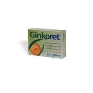 GINKORET 14CPS 2BLISTER