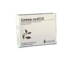 GREEN REDOX 30CPS 300MG
