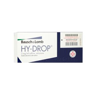 HYDROP COLL 20MONOD 0,25ML0,2%