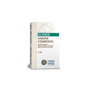 LIMONE COMPOSTO ECOSOL GTT10ML