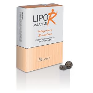 lipor balance 30cpr
