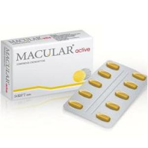 MACULAR ACTIVE 20CPR