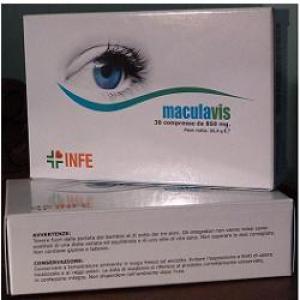 MACULAVIS 30CPR