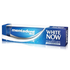 MENTADENT WHITE NOW 75ML