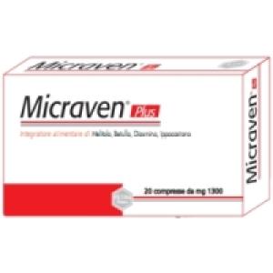 MICRAVEN PLUS 20CPR