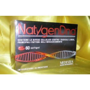 NATYGEN DNA 60CPS SOFT GEL