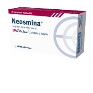 NEOSMINA 20CPR MASTICABILI