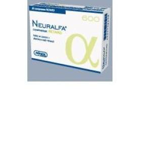NEURALFA 600 20CPR RETARD