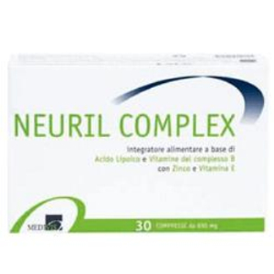 NEURIL COMPLEX 30CPR