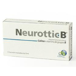 NEUROTTIC B 5FL 10ML
