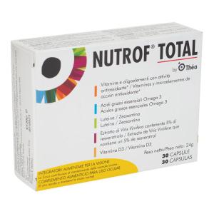 NUTROF TOTAL 30CPS