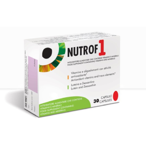 NUTROF UNO 30CPS