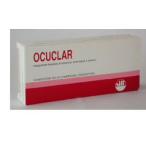 OCUCLAR 20CPR CRONOATTIVE