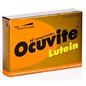 OCUVITE PRESERVISION 60CPR