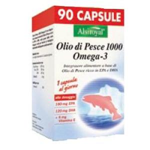 OLIO PESCE 1000 OMEGA3 90CPS