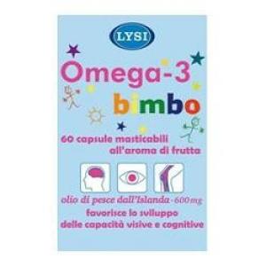 OMEGA 3 BIMBO 60CPS IDEALE
