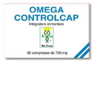 OMEGACONTROLCAP 60COMPRESSE