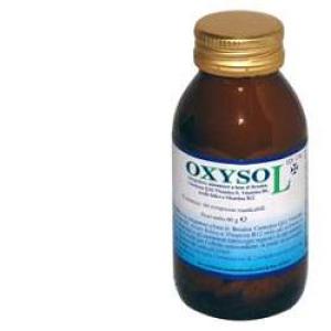 OXYSOL 60CPR MASTICABILI