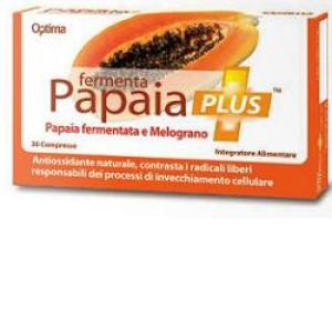 PAPAIA FERMENTATA 30CPR 30G