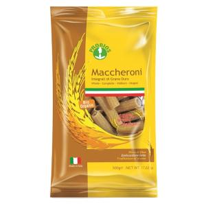 PAS FRUM INTEG MACCHERONI 500G