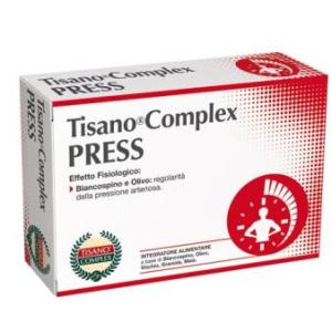 PRESS TISANO COMPLEX 30CPR