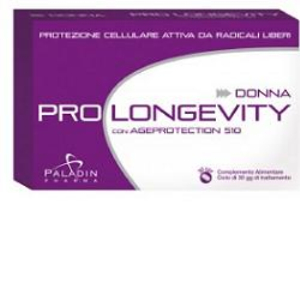 PROLONGEVITY DONNA 30CPR