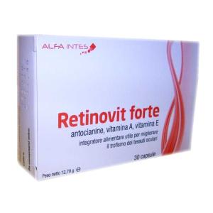 RETINOVIT FORTE 30CPS