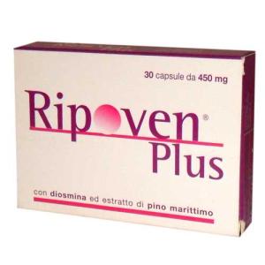 RIPOVEN PLUS 30CPS