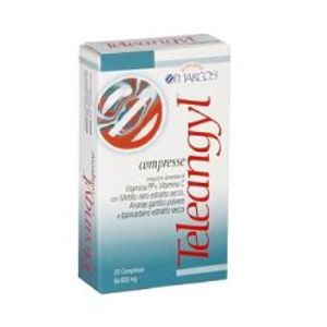 TELEANGYL PHARCOS 20CPR