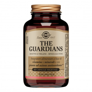 THE GUARDIANS 60CPS VEGETALI
