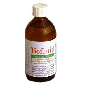 TIOFLUID GOCCE 200ML