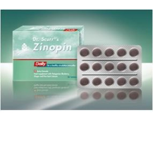 ZINOPIN DAILY 30CPR