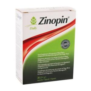 ZINOPIN DAILY 30CPS